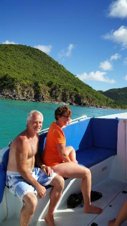 Coconut Reef Power Boat & Snorkelling Tours : Coconut reef