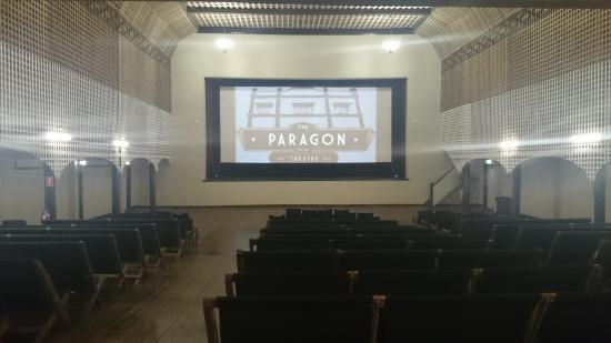 Paragon Theatre & Espresso Bar