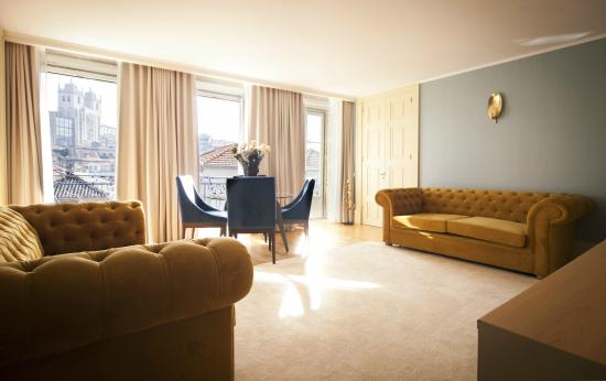 Flores Village Hotel & Spa: Grand Suite