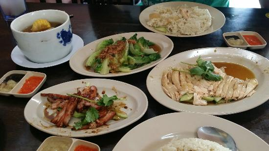 Beijing Chicken Rice