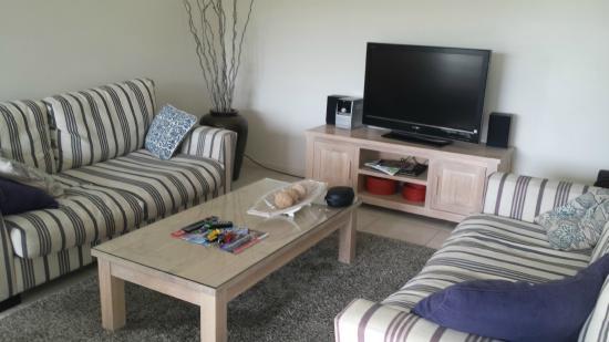 Bella Casa Noosa: Lounge area
