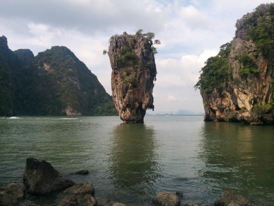 "Siam Adventure World - Private Tours: James Bond Island, from what is probably the worst Bond movie ever, ""The Man with the Golden Gun"