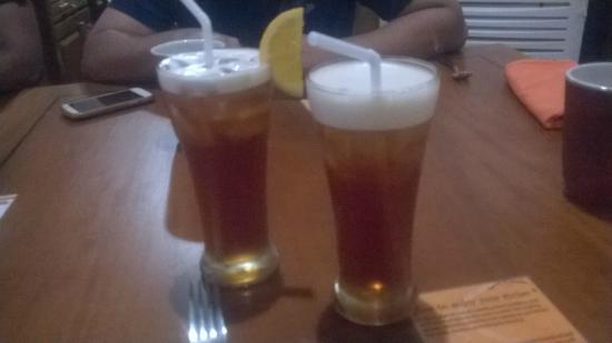 The Sizzle : ice tea time!!