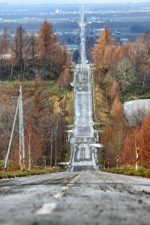 """Road to Heaven: Did someone sing """"it's a long road, when you are on your own"""" ?"""