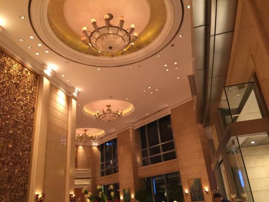 Four Seasons Hotel Shanghai: mail Hall