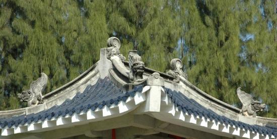 Three Kingdoms Park: roof 2