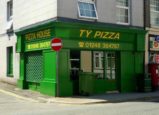 Ty Pizza Bangor Picture Of Pizza House Bangor Tripadvisor