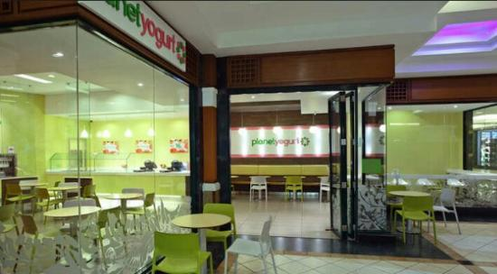 Planet Yogurt Nyali Centre