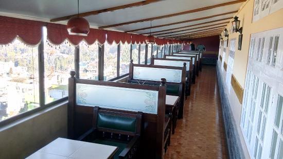 Travellers' Inn: Dining area