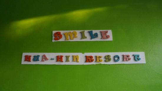 Smile Hua - Hin Resort: Smile 20