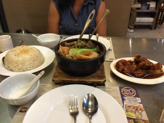 North Park Noodle House: One complete meal!