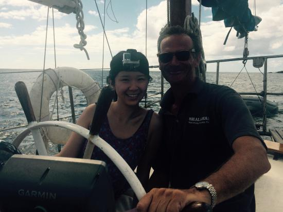 Vieques Classic Charter - Tours: With captain Sebastian