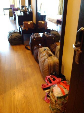 Собранные чемоданы фото дорожные сумки за 1000