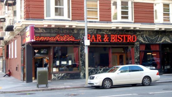 Annabelle's Bar & Bistro: Restaurant Front