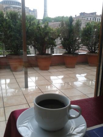 Zeynep Sultan Hotel: breakfast