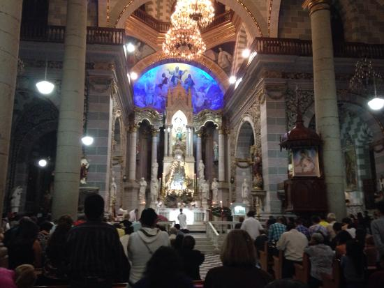 Immaculate Conception Cathedral: Truly a special Christmas Eve ...