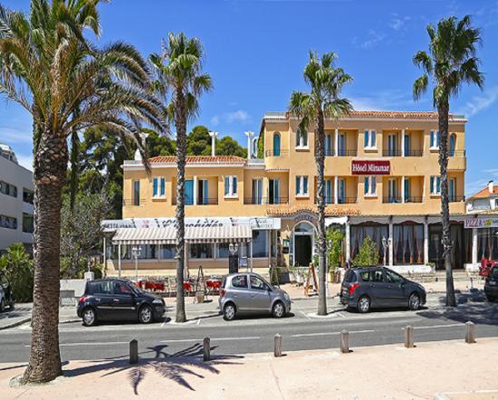 Le Miramar Hotel