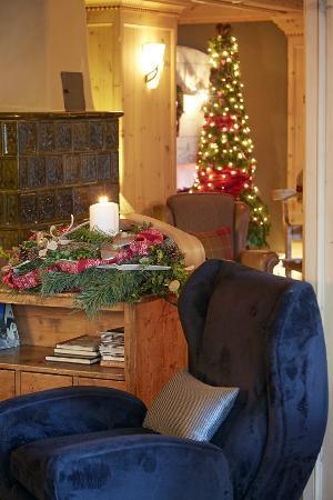 Hotel La Genzianella : Decorazioni natalizie