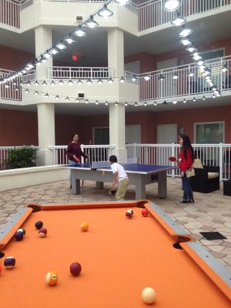 Good Embassy Suites By Hilton Orlando Lake Buena Vista Resort: Pool Table And  Ping Pong