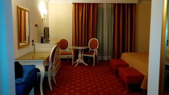 Hotel All'Alba: Le camere più belle anche se si prende una standard
