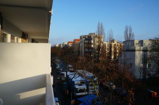 Classic Apartment: Вид с балкона