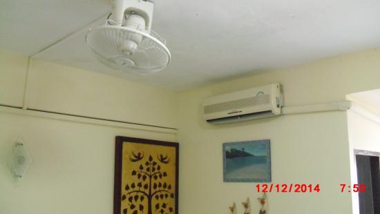 Jasmine Hotel Pattaya: Very good ceiling fan