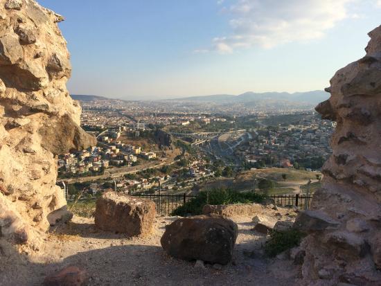 Kadifekale: Izmir Hinterland