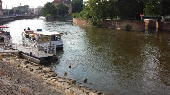 Zegluga Pasazerska Wroclaw