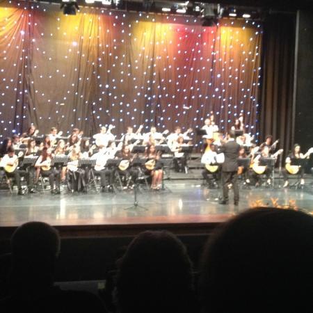 Madeira Mandolin Orchestra : CONCIERTO