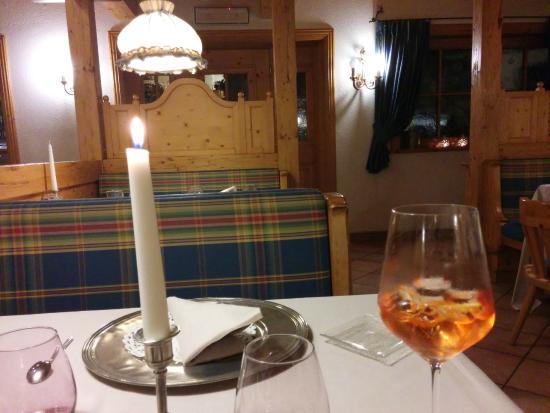 Sport Hotel Alpina: Ristorante