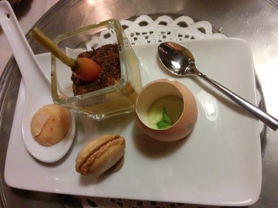 Sport Hotel Alpina: Ristorante - aperitivo