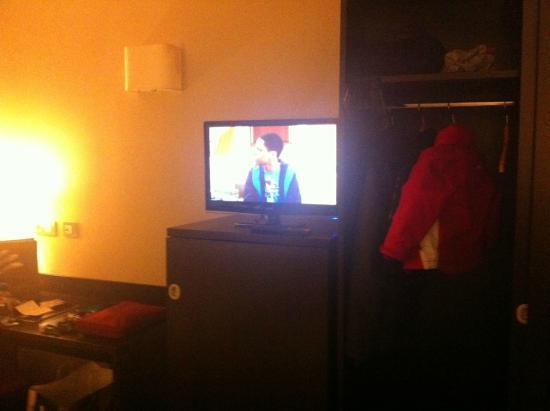 Hotel Font d'Argent: Tv de la habitación