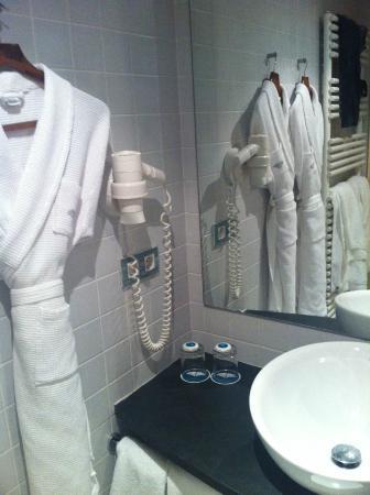 Hotel Font d'Argent: Albornoces