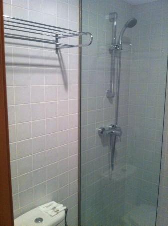 Hotel Font d'Argent: Detalle de la ducha