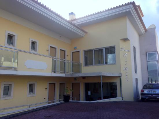 Hotel Apartments Baia Brava: Entrada.