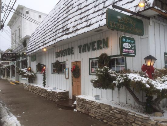 Bayside Tavern - voted Door County's Best Tavern/pub/lounge