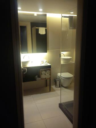 Y Hotel: Bagno