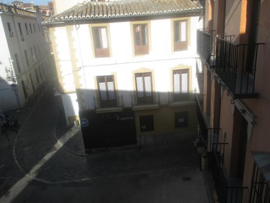 NH Granada Centro: Vistas desde la habitación 208