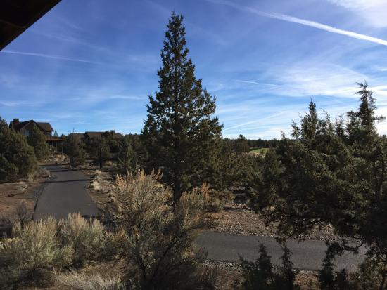 Brasada Ranch: Quite the view from the cabin
