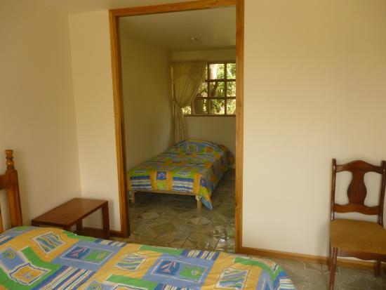 Cabinas Nuestra Kasa: Chambre 8