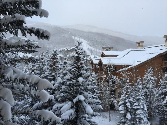 The Charter at Beaver Creek: Another view from condo balcony