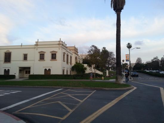 University of San Diego USD: USD Campus Building