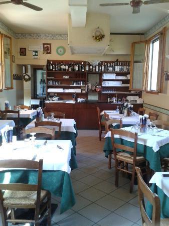 Trattoria La Bianchina : Ciao