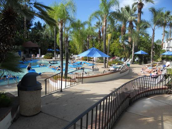 Glen Ivy Hot Springs : Один из бассейнов