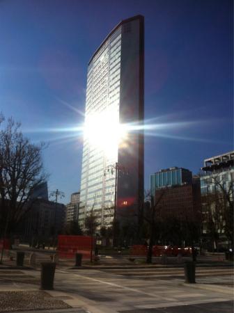 Grattacielo Pirelli : Una delle tante costruzioni di cui Milano puó andar fiera!