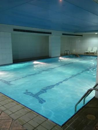 Cosmopolitan Hotel: Indoor pool