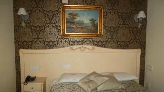 Hotel Villa Clementina: Camera