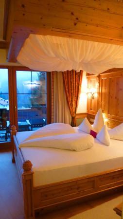 Wellnessresidenz Alpenrose: suite