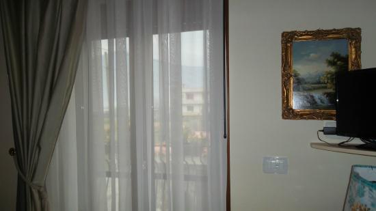 Hotel Villa Clementina: Panorama camera