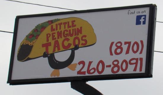 Little Penguin Tacos